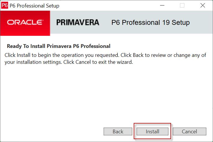 Install-Primavera-3