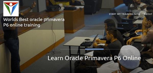 Primavera Online Training