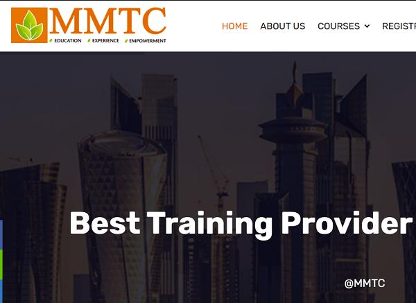 MMTC Primavera Training