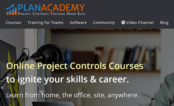 Plan Academy Primavera Training